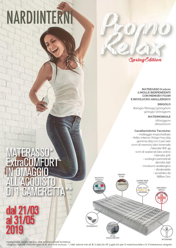 Promo Relax – Spring Edition